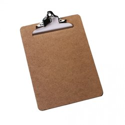 Supporting image for Workrite Wooden Clipboard