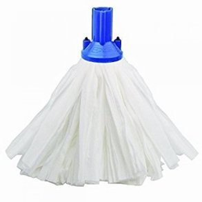 Supporting image for Big White Socket Mop Head Blue PACK OF 10