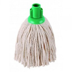 Supporting image for No.12 Socket Mop Head Green PACK OF 10
