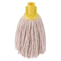 Supporting image for No.12 Socket Mop Head Yellow PACK OF 10