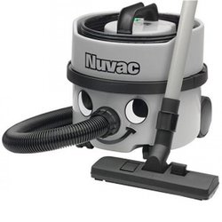 Supporting image for NUMATIC GREY VNP 180 inc KIT (240v) (NUVAC not rewind)