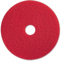 """Supporting image for TECMAN FLOOR PAD 11"""" - RED"""