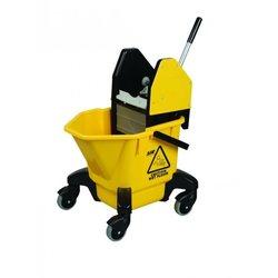 Supporting image for Yellow Ladybug Kentucky Mop Bucket With Wringer