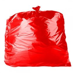Supporting image for RED REFUSE SACKS
