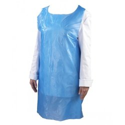 Supporting image for TOP SELLER - 25 Micron Mediumweight Disposable Aprons - 500 Pack