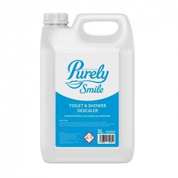 Supporting image for Purely Smile Toilet/Shower Descaler 5 Litre