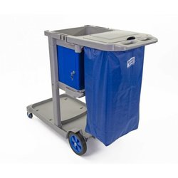 Supporting image for Janitorial Trolley