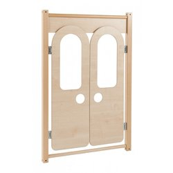 Supporting image for Creative! Role Play Double Door Panel