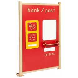 Supporting image for Creative! Role Play Bank/Post Office Panel