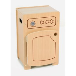 Supporting image for Creative! Role Play Fridge - Maple