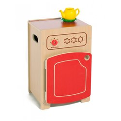 Supporting image for Creative! Role Play Fridge - Red