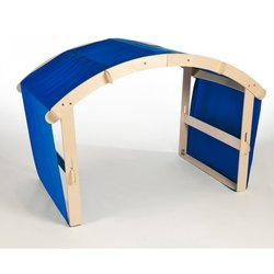 Supporting image for Creative! Indoor/Outdoor Folding Den & Canopy