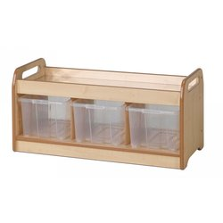 Supporting image for Creative! Low Mirror Play Unit with Trays