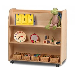 Supporting image for Creative! Large Double-sided Trolley