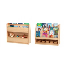 Supporting image for Creative! Large Book Display Unit
