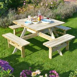 Supporting image for Oxford Square Picnic Table