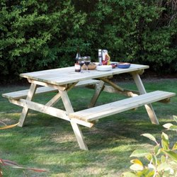 Supporting image for Fastrack Picnic Bench