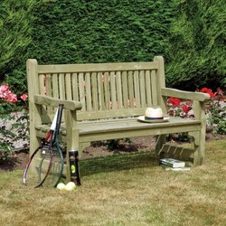 Supporting image for Springfield Softwood Bench