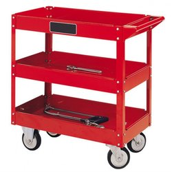 Supporting image for 3 Tier PPE Janitorial Trolley