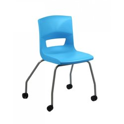 Supporting image for Posture Chair on Castors