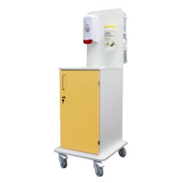 Supporting image for Infection Control Trolley