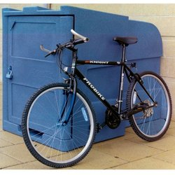 Supporting image for Cycle Lockers
