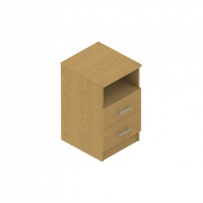 Supporting image for 2 Drawer Cabinet