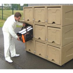 Supporting image for Outdoor Extra Deep Large Locker