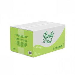 Supporting image for Purely Kind Bulk Pack Toilet Tissue