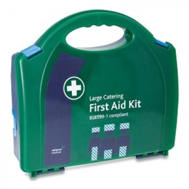 Supporting image for Testing area 10 Person First Aid Kit