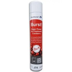 Supporting image for Cranberry Super Power Giant Air Freshener 750ml - 6 Pack