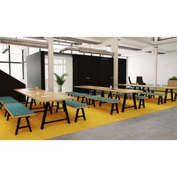 Supporting image for Galway - Rectangular - MFC Tops - Meeting Tables
