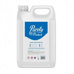 Supporting image for Purely Protect Hand Sanitiser 70% Alcohol 5L - 4 Pack