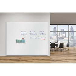 Supporting image for Frameless Magnetic Board