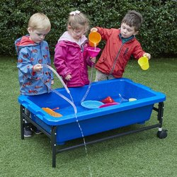 Supporting image for Sand & Water Play Table