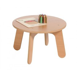 Supporting image for Creative! Small round table