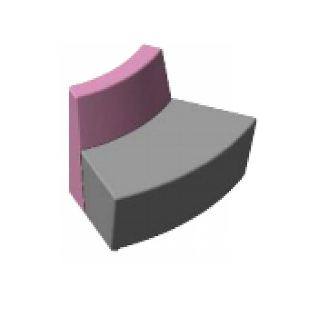 Supporting image for 45 Degree Convex Unit