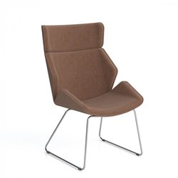 Supporting image for Sydney High Back Chair
