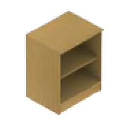 Supporting image for Bookcase 1 shelf