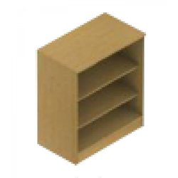 Supporting image for Bookcase 2 Shelves
