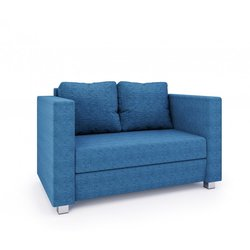 Supporting image for Azure Two Seater Sofa