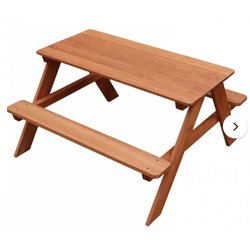 Supporting image for Children's Picnic Table
