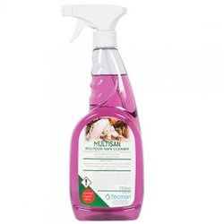 Supporting image for Multisan Kitchen Cleaner Sanitiser - 750ml Trigger