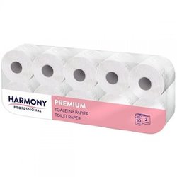Supporting image for Professional 2 Ply Pure Toilet Roll - 80 Rolls
