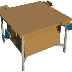 Supporting image for School Work Benches