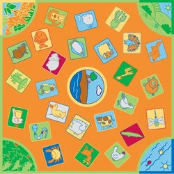 Supporting image for Learning Carpet - Jungle Mat