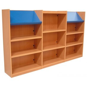 Supporting image for Windermere Shelving Combination 1