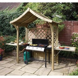 Supporting image for Party Arbour
