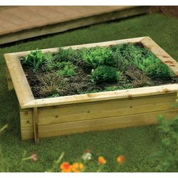 Supporting image for Raised Bed/Sandpit