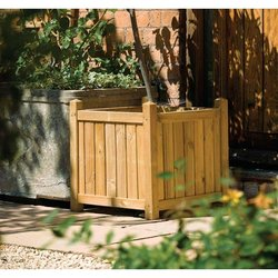 Supporting image for Square Garden Planter